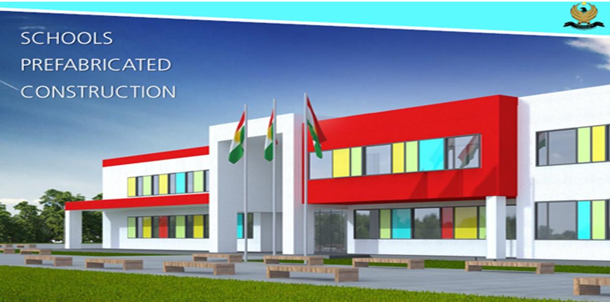 PROYECTO: ERBIL (IRAK) – CENTRO EDUCATIVO INFANTIL